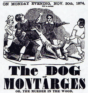 The Dog of Montargis